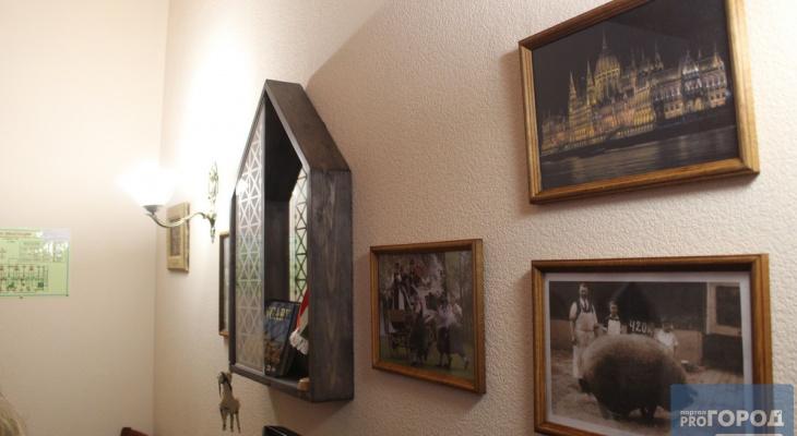 В Коми гостиницу Финно-угорского этнопарка превратили в жилой музей (фото)