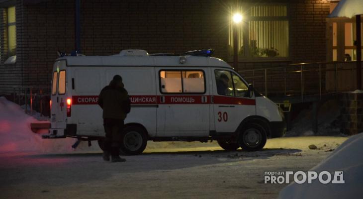 Врачи скорой помощи рассказали, как прошла новогодняя ночь в Сыктывкаре