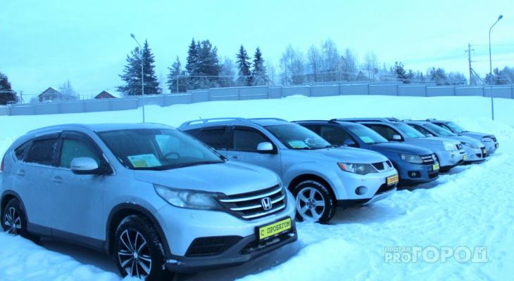 Где в Сыктывкаре купить первоклассный автомобиль  до 1 000 000 рублей?
