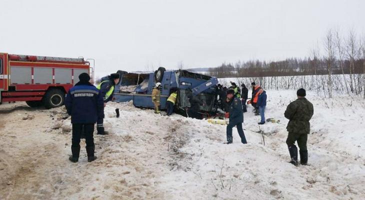 Глава Коми выразил соболезнования по поводу страшной аварии в Смоленской области