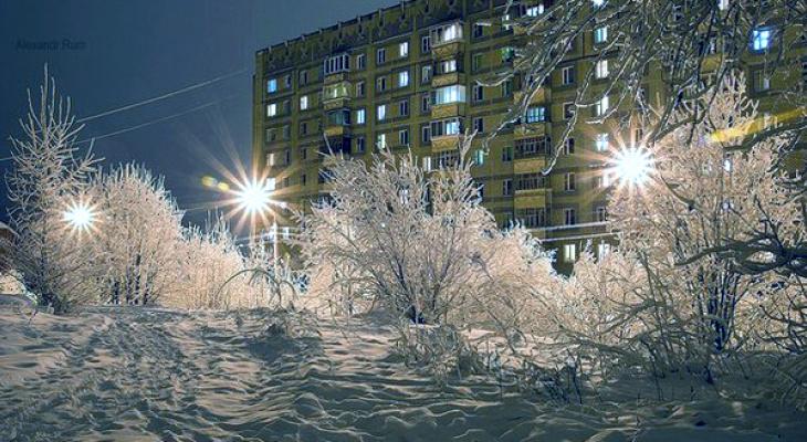 Погода в Сыктывкаре на 7 февраля: морозы отступят, а ветер стихнет