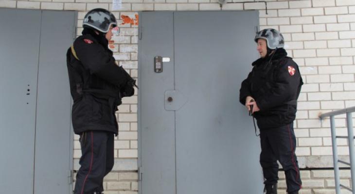 Задержанный сыктывкарец напал на росгвардейца в отделении полиции