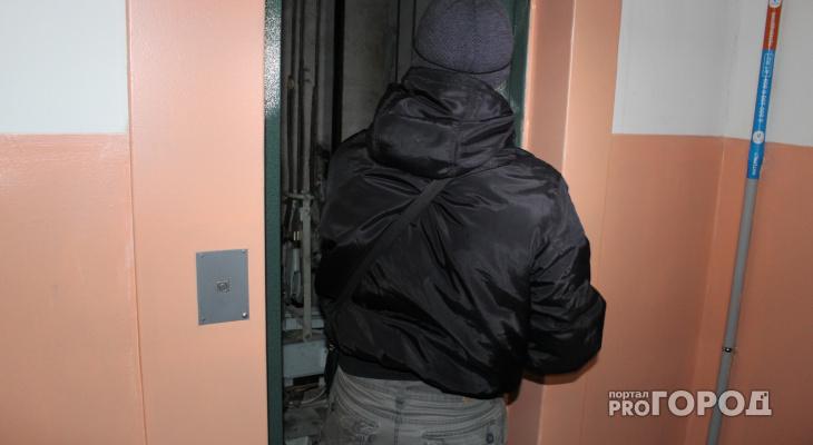 Что делать, если застрял в лифте: советы сыктывкарского специалиста