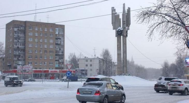 Погода в Сыктывкаре на 13 февраля: теплые снегопады