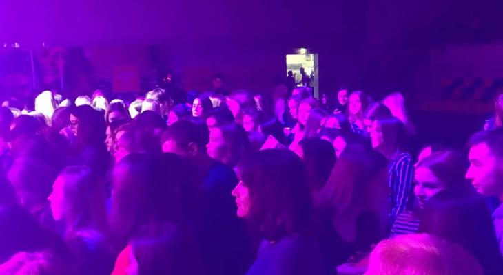 На концерте Ольги Бузовой сыктывкарский шоумен сделал певице предложение