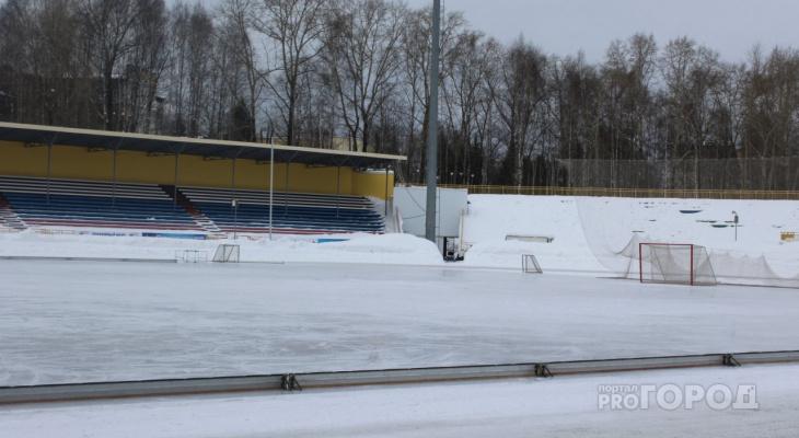 На проект реконструкции Республиканского стадиона в Сыктывкаре потратят 40 миллионов рублей