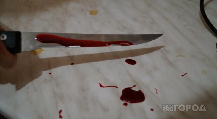 В Коми ревнивый муж порезал гостя, который флиртовал с его женой