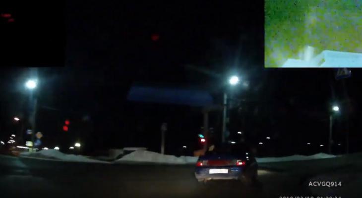 Подробности смертельного ДТП в Сыктывкаре: «Лада» уходила от погони (видео)