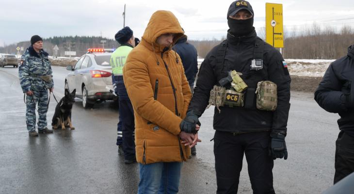 В Сыктывкаре сотрудники ФСБ задержали спасателей, подозреваемых в наркоторговле