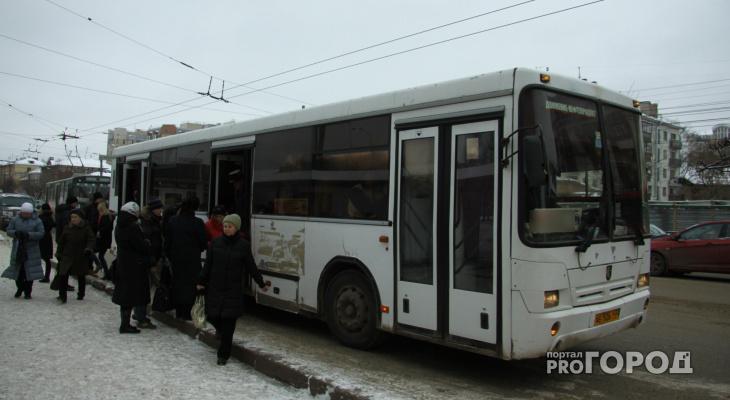 В Сыктывкаре водитель автобуса «одарил» пенсионерку сотрясением мозга