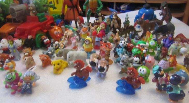 Гора костей, техника из СССР и коллекция игрушек: что можно найти на барахолках в Сыктывкаре