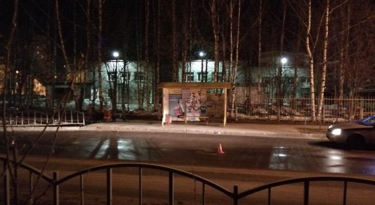 В Сыктывкаре разыскивают водителя, который сбил 49-летнюю женщину