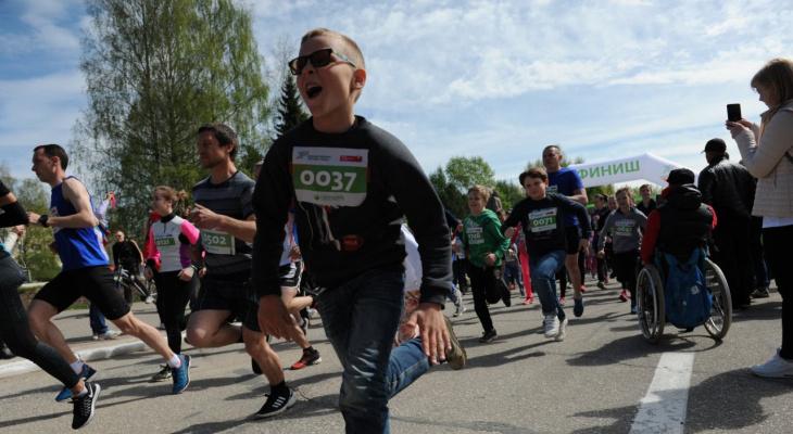 В Сыктывкаре дети выйдут на старт «Зелёного Марафона»