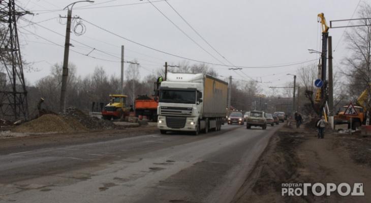 В Сыктывкаре ищут того, кто подробно исследует объездную дорогу перед ремонтом