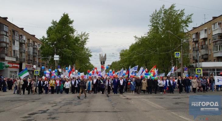 1 мая в Сыктывкаре изменится расписание автобусов