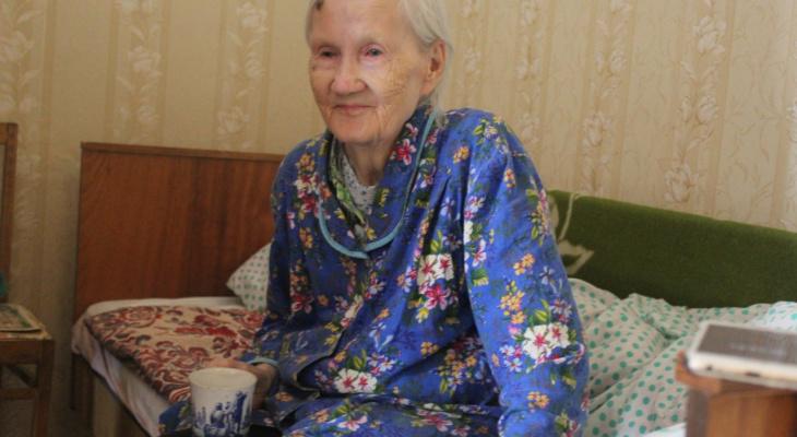 87-летняя труженица тыла из Сыктывкара: «Врачи про меня забыли, и я за свои деньги нанимаю соцработников»