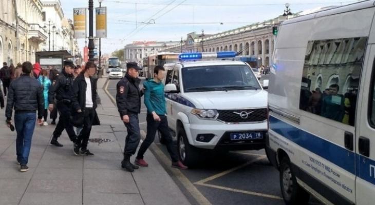 В Санкт-Петербурге поймали безработного жителя Коми, который избивал художника