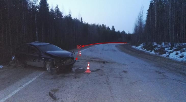 В Коми разбился нарушитель без водительских прав, который уже шесть раз попадался полиции