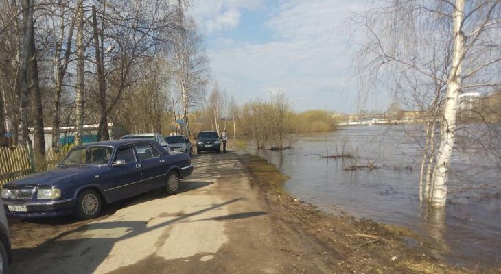 Ухту и Сосногорск затопило: уровень воды начал спадать