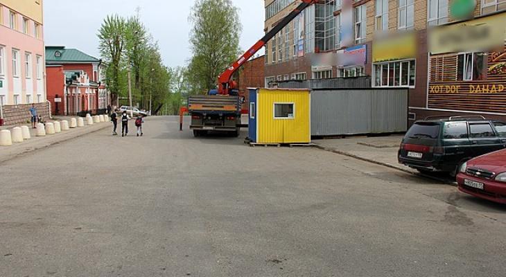 В Сыктывкаре приступают к капитальному благоустройству улицы Коммунистической
