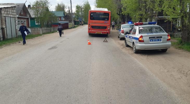 В Сыктывкаре под колеса автобуса попал 9-летний мальчик
