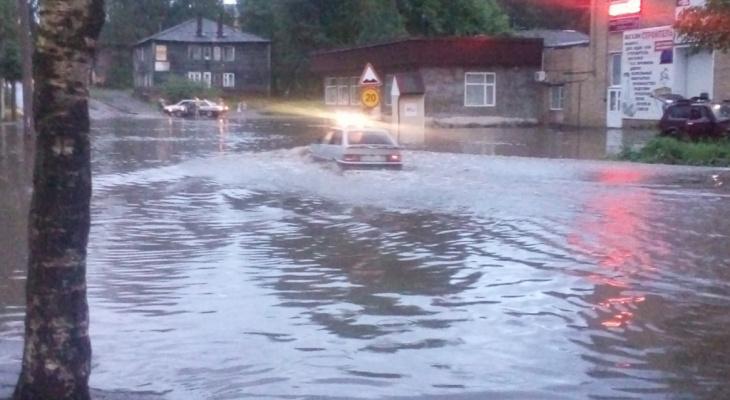 В мэрии Сыктывкара рассказали, как город собираются спасать от потопов