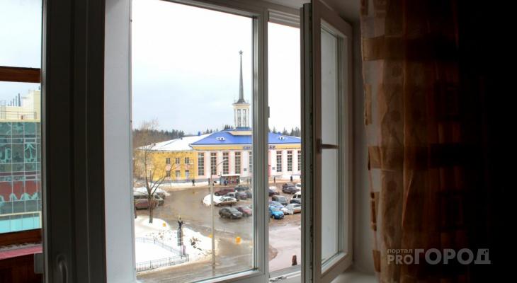 Деревянные окна в Сыктывкаре во времена СССР и сегодня: есть разница?
