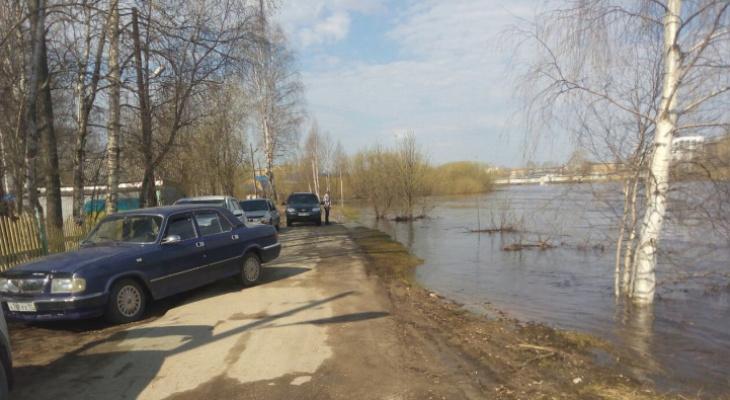 Жителям Коми, которые остались без дома из-за паводка, заплатят