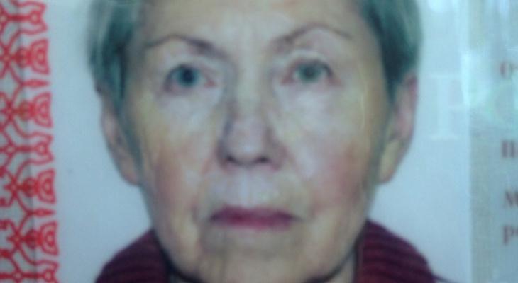 73-летнюю пенсионерку, которую искали в Сыктывкаре, нашли