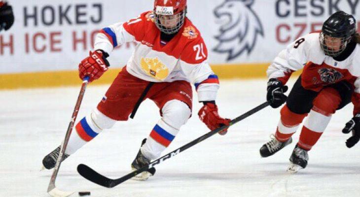 14-летняя сыктывкарка стала чемпионкой Европы по хоккею: «Я начинала играть в команде с мальчишками»