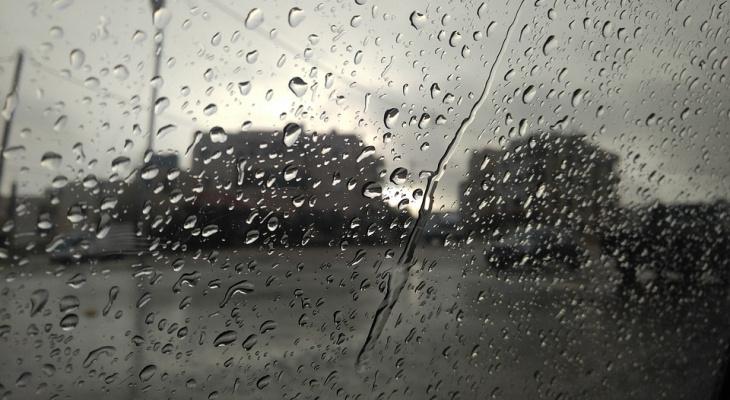 Погода в Сыктывкаре на 18 мая: резкое похолодание и ливни
