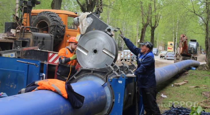 3 вакансии для рабочих в Сыктывкаре с зарплатой до 80 000 рублей