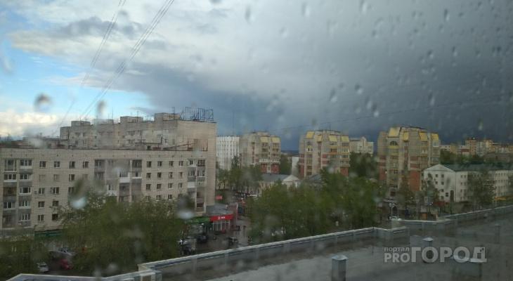 Погода в Сыктывкаре на 19 мая: ночью ожидаются заморозки