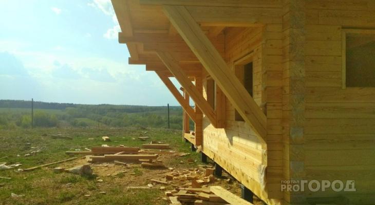 Деревянный дом из бруса: какой материал дает меньшую усадку и не скручивается