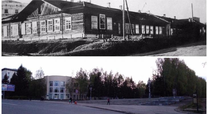 До и после: история мемориала «Вечная слава» в Сыктывкаре