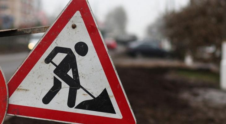 В Сыктывкаре на три месяца перекроют часть улицы