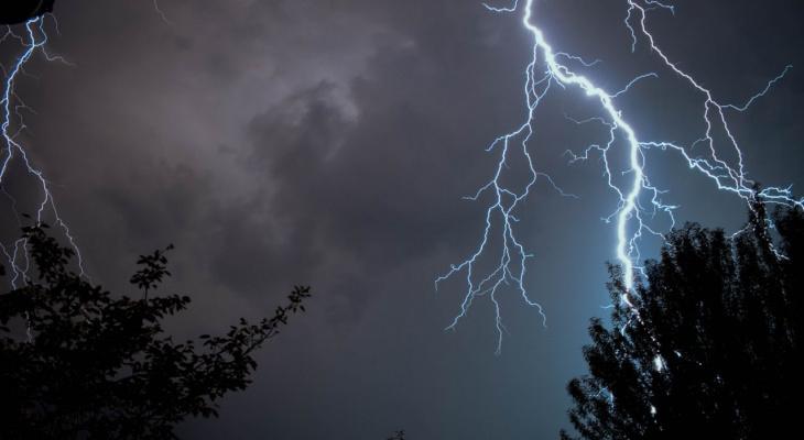 Погода в Сыктывкаре на 30 мая: гроза и сильный ветер