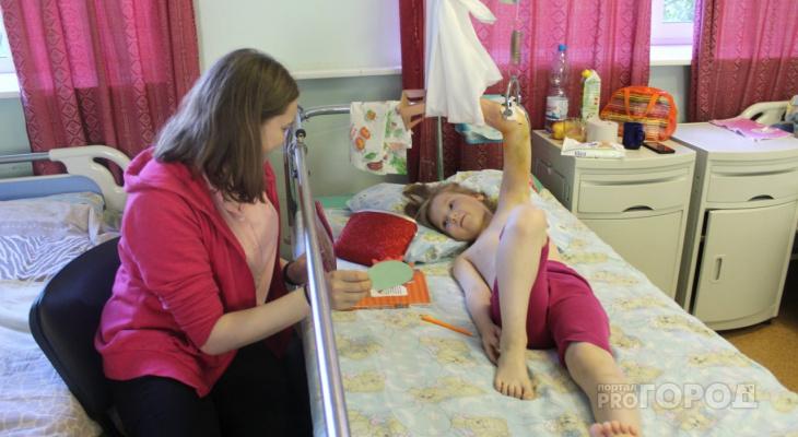 «Это меня ветром сдуло!»: дети из сыктывкарской травматологии рассказали, как попали в больницу