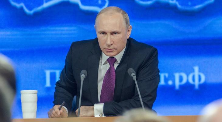 Стало известно, когда сыктывкарцы смогут задать вопрос Владимиру Путину