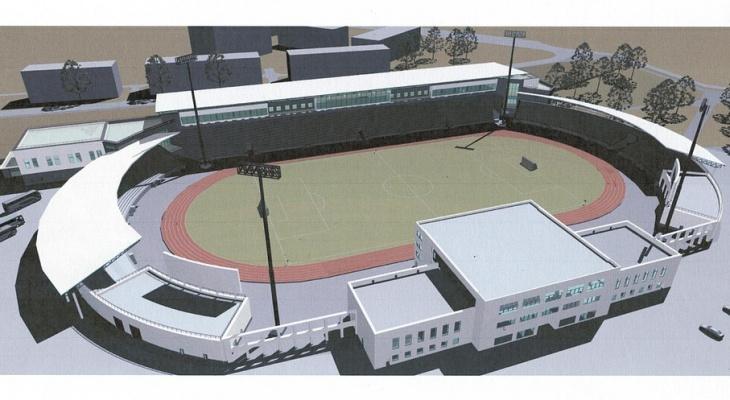 Реконструкция сыктывкарского стадиона для Чемпионата мира по хоккею обойдется в 1,7 миллиарда рублей