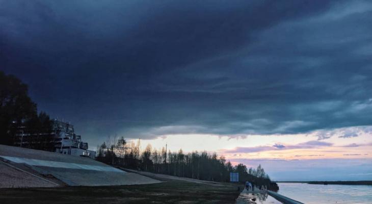 Погода в Сыктывкаре на 12 июня: День города будет прохладным