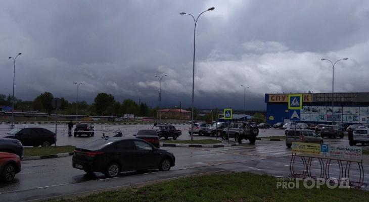На День России в Коми объявили штормовое предупреждение