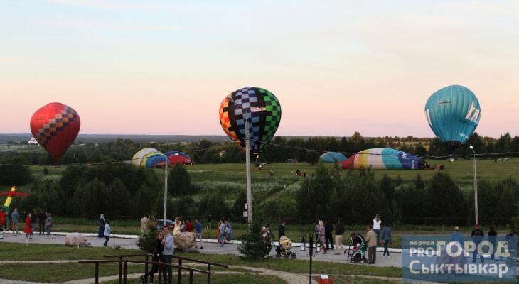 Фестиваль «Живой воздух» в Коми: фоторепортаж с программы «Небо»