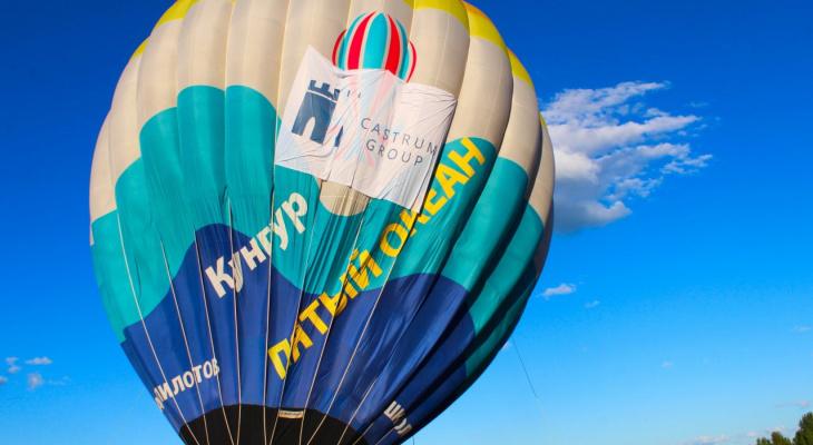 Воздушные шары и автомобили: сыктывкарская компания открыла новые горизонты на «Живом воздухе»