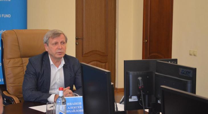 В России задержали заместителя главы Пенсионного фонда