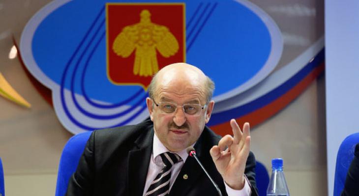 Власти Коми отправили в отставку руководителя центра подготовки сборных команд