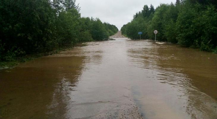 Жуткие потопы в Коми: грозит ли эта участь Сыктывкару