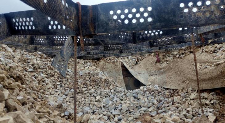 «Никакого обвала не было»: в сыктывкарской мэрии рассказали, что же случилось на набережной