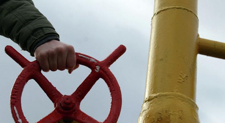 На газопроводе в Коми разорвало трубу диаметром в полтора метра