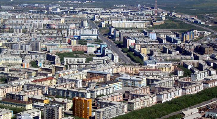 Коми попала в топ-5 регионов с самыми грязными городами России